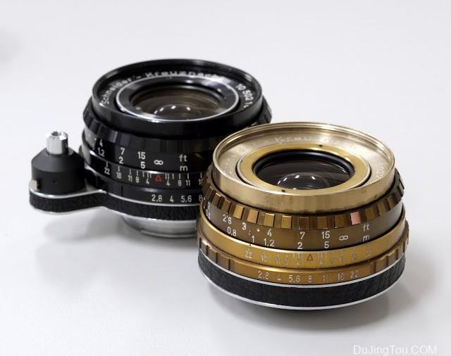 Schneider Kreuznach Curatgon 35mm F2.8 M42/ Exakta 镜头测试及样片第二版