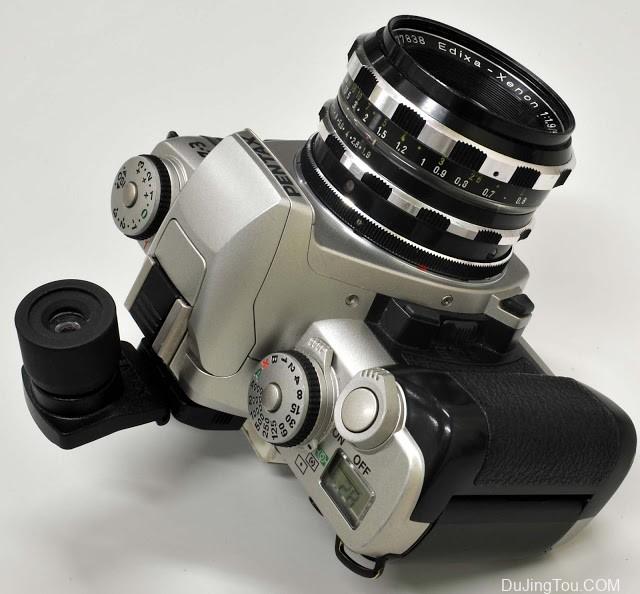 Schneider-Kreuznach EDIXA-XENON 50mm/F1.9 (M42)镜头测试及样片