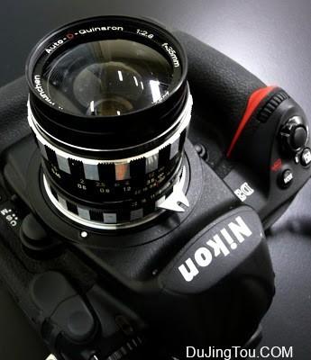 Steinheil Auto-D-Quinaron 35mm/F2.8镜头测试及样片