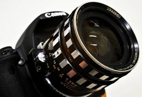 Steinheil MACRO-QUINARON 35mm/F2.8斯坦海尔镜头测试及样片