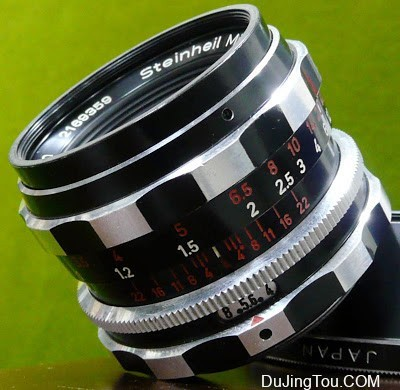 Steinheil München Cassarit 50mm/F2.8镜头测试及样片