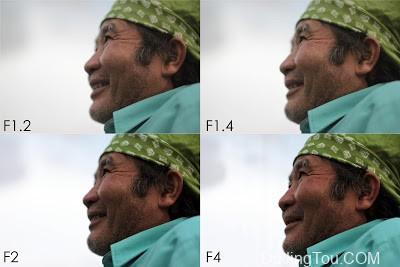 Tomioka AUTO REVUENON 55mm/F1.2 (M42)福冈光学镜头测试及样片