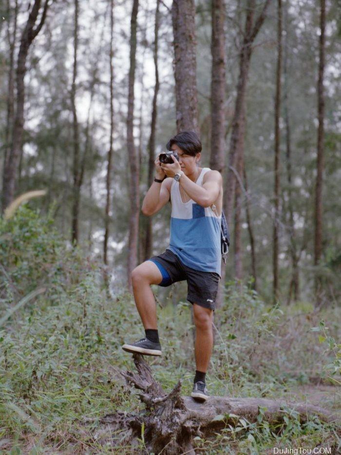 电影拍摄人#6号的采访:艾哈迈德·卢特菲