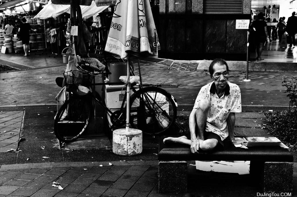 街头摄影日记#3:我们能做的就是不断尝试