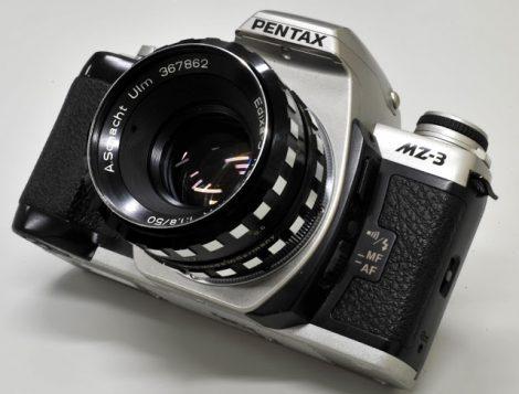 A. Schacht 沙赫特·乌尔姆·埃迪卡-S-TRAVELON-A 50mm / F1.8(M42)镜头测试及样片