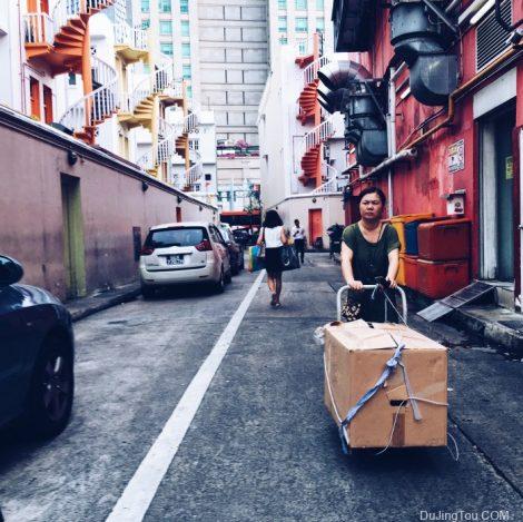 iPhone街头摄影