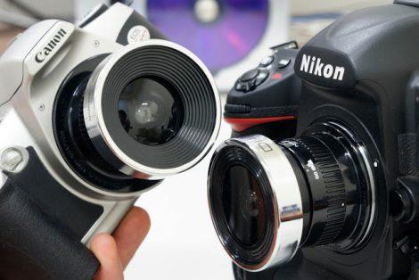 Lomography DIANA + 20毫米鱼眼镜头和38毫米超广角镜头测试及样片