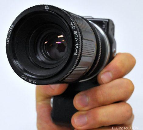 LZOS MC VOLNA-9 50mm/F2.8(M42) 镜头测试及样片