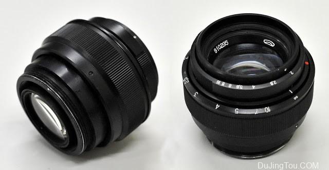 MMZ MC HELIOS-44-3M 58mm/F2(M42)镜头测试及样片