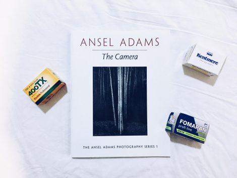 Nicole :值得投资的最佳摄影书安塞尔·亚当斯(Ansel Adams)《相机》