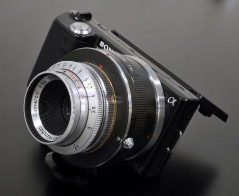 Steinheil Cassaron 斯坦海尔·卡萨隆40mm / F3.5 VL镜头测试及样片