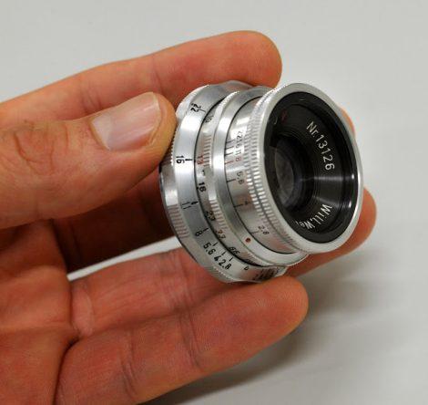 Will Wetzlar,Vastar 50mm / F2.8(M42)镜头评测及样片