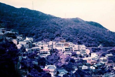仅使用胶卷相机到台北旅行