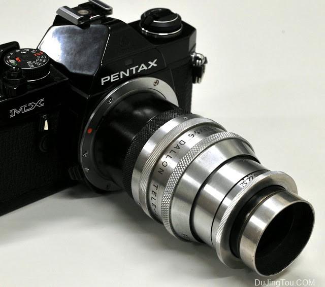 刀梅Dallmeyer Dallon Tele-Anastigmat 6 inch(152.4mm) F5.6 (改M42)镜头测试及样片