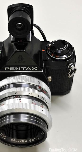 恩娜ENNA München Edixa Color-Ennalyt 50mm F1.9(M42)镜头测试及样片