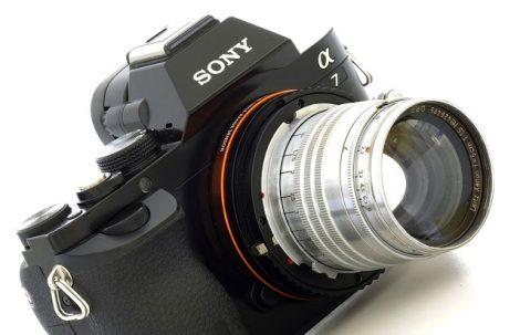 托尼尔的魔镜2:  最快镜头徕卡Leitz Xenon/Summarit 5cm F1.5