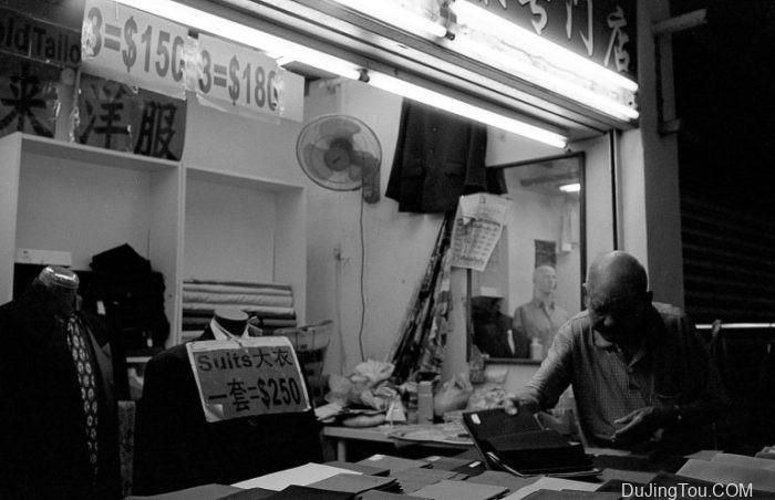 电影日记#1:徕卡M6拍摄柯达Tri-X 400胶片样片