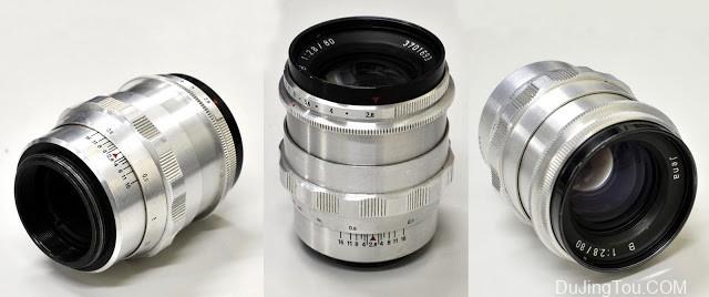 蔡司Carl Zeiss Jena BIOMETAR 80mm F2.8, M42/P6(Pentacon-six) 镜头测试及样片