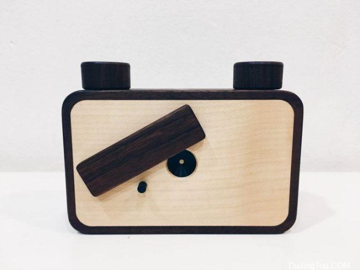 评论:ONDU 6×6袖珍针孔相机