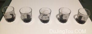 Calvin:碳转印的染色测试  Staining Test