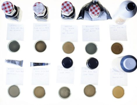 Calvin:碳转移印刷颜料测试