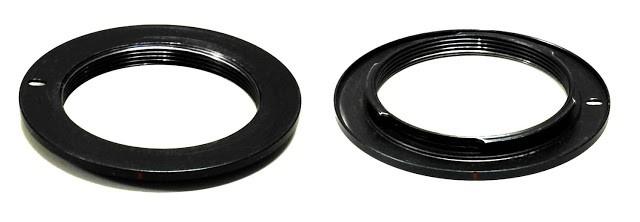 M42-Nikon F转接环介绍