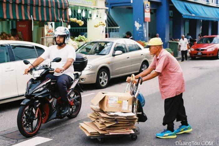 Nicole:我在新加坡的平常摄影地点