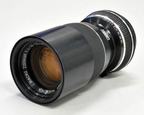 ZOOMAR München Macro Zoomar 50-125mm F4 (M42)镜头评测及样片