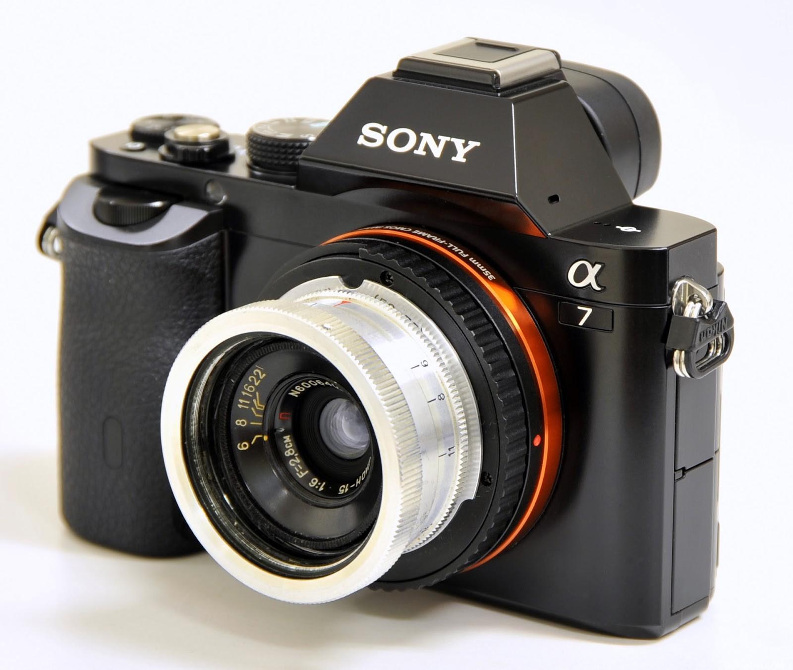 俄罗斯镜头KMZ Orion-15 2.8cm F6(L39)资料镜头测试及样片