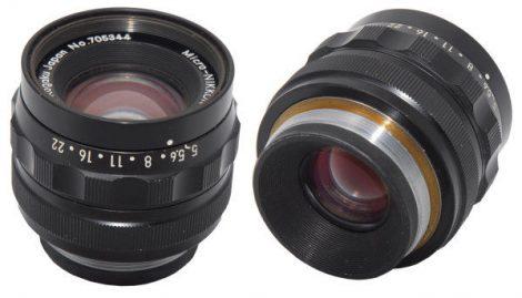 微距尼康nikon尼克尔70 mm f / 5镜头测试及样片