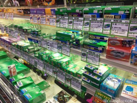 我去东京买胶卷!