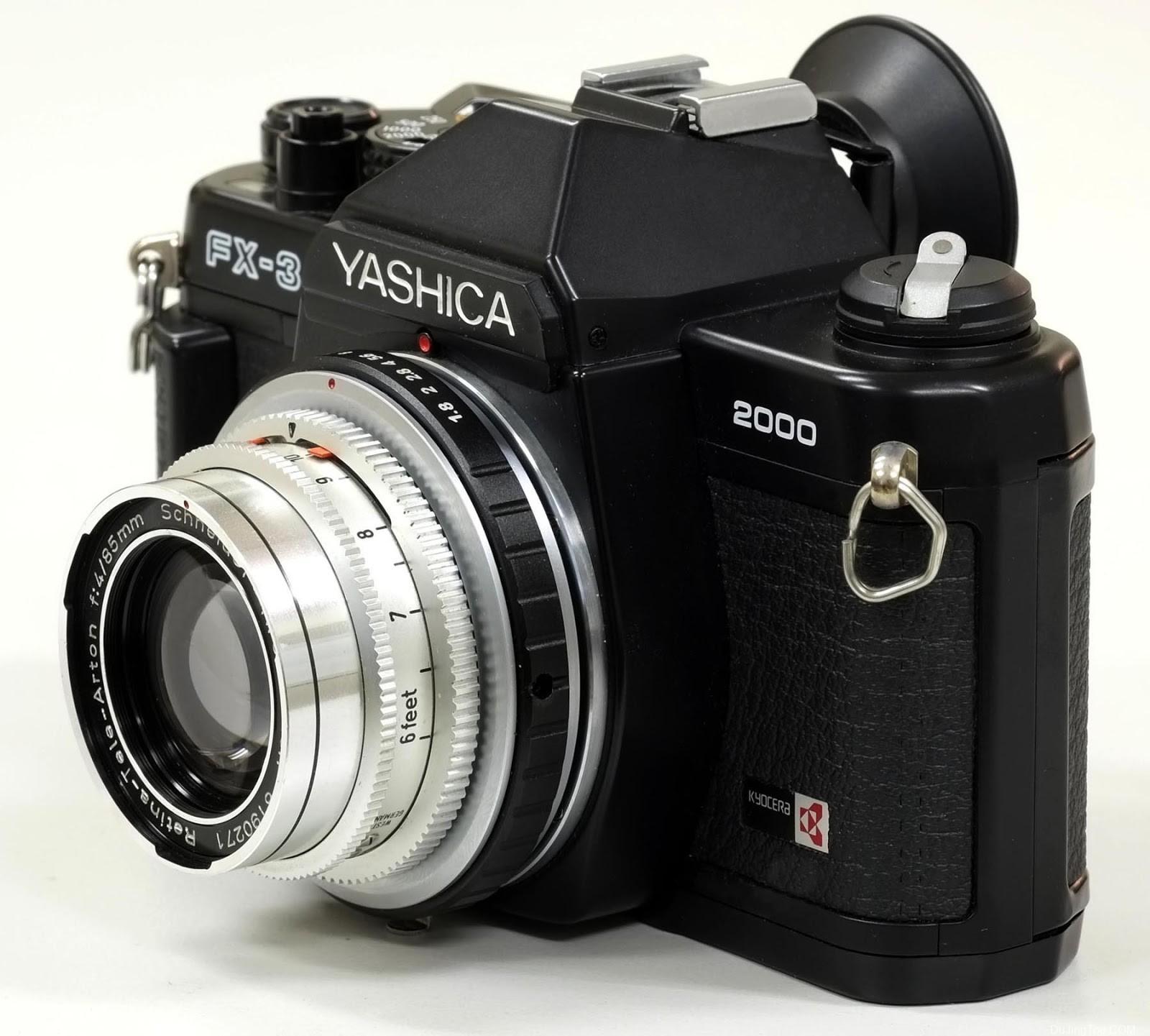 施耐德Schneider-Kreuznach Retina-Tele-Arton 85mm F4 (DKL卡口)镜头测试及样片
