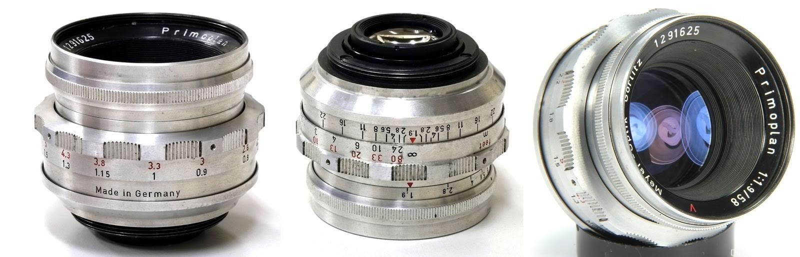 梅耶Meyer-Optik Gorlitz Primoplan 58mm F1.9(M42)镜头测试及样片