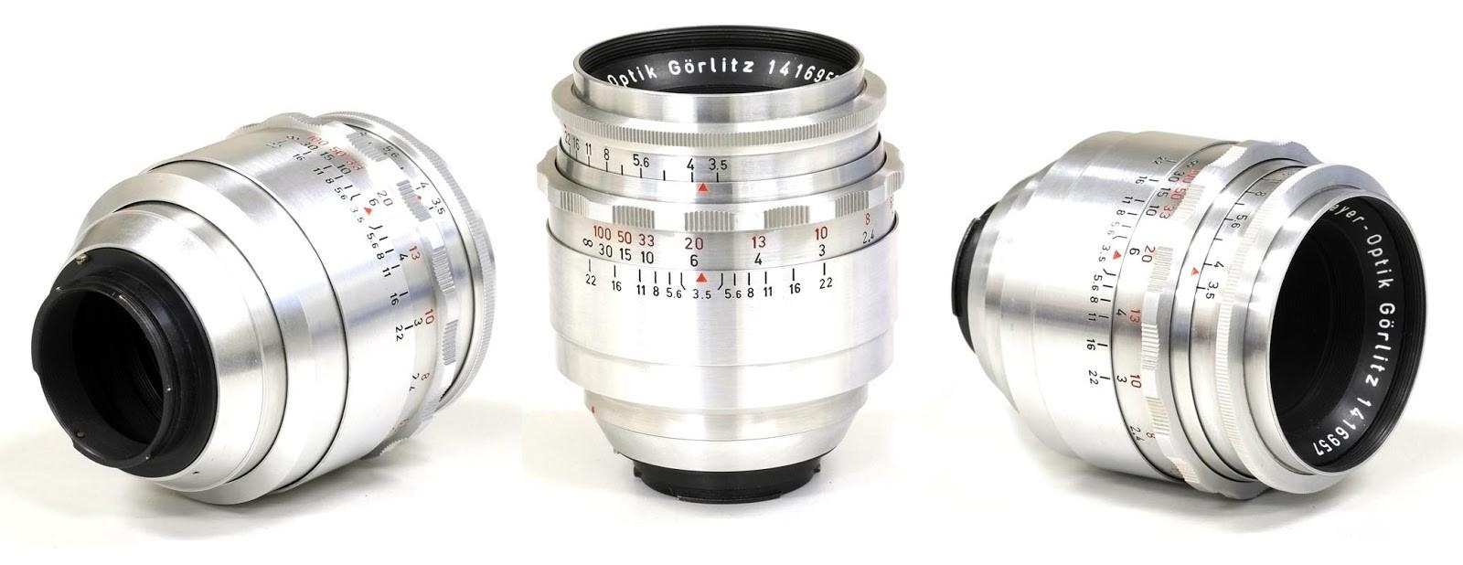 梅耶Meyer-Optik Gorlitz PRIMOTAR 80mm F3.5(M42/EXAKTA/P6)镜头测试及样片