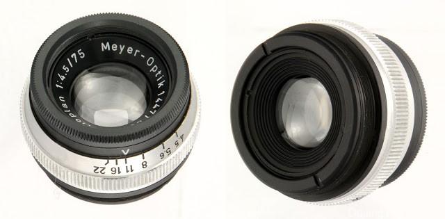梅耶Meyer-Optik HELIOPLAN 75mm F4.5(M42改装)镜头测试及样片
