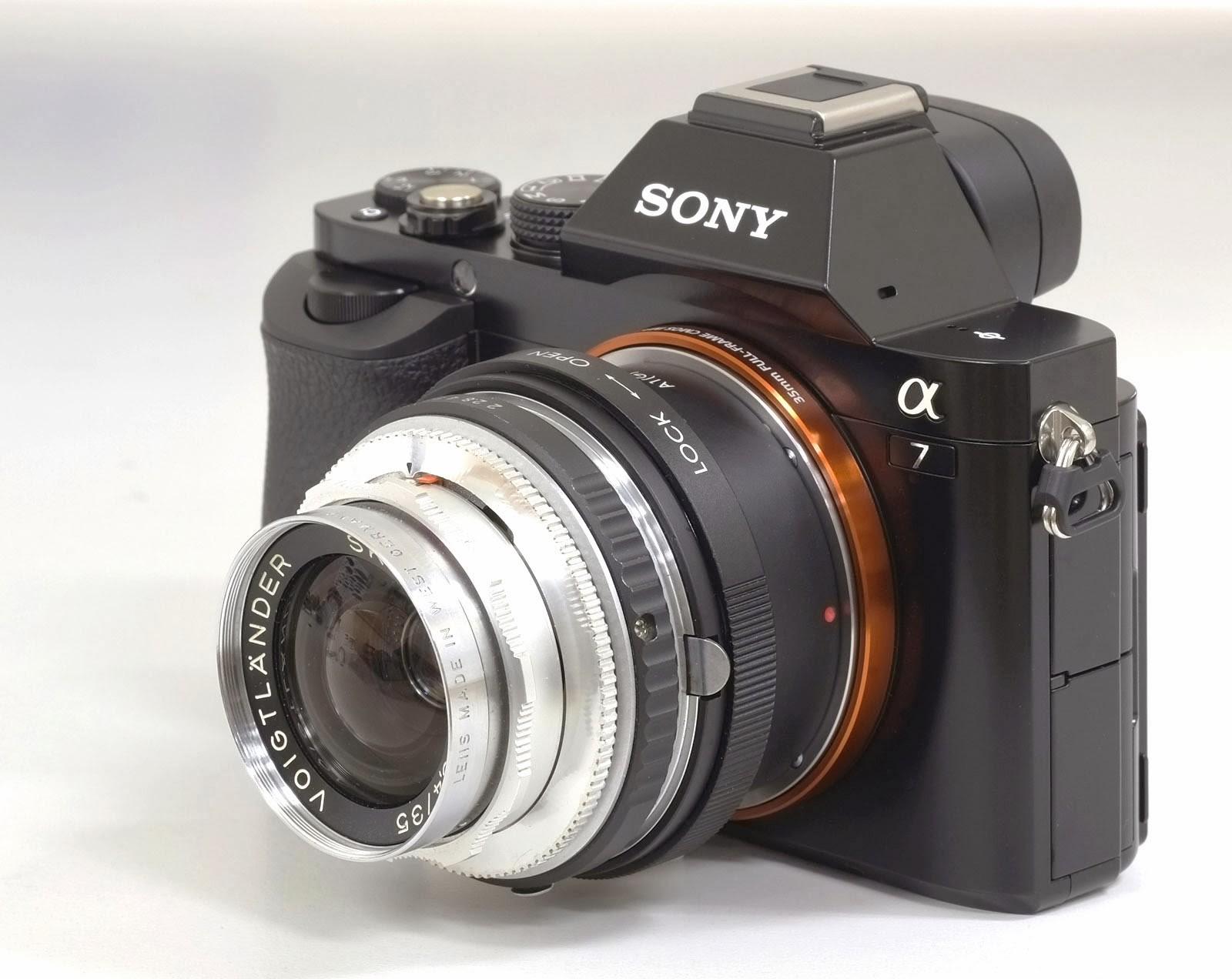 福伦达珠戒Voigtländer SKOPAREX 35mm F3.4 (DKL)镜头测试及样片