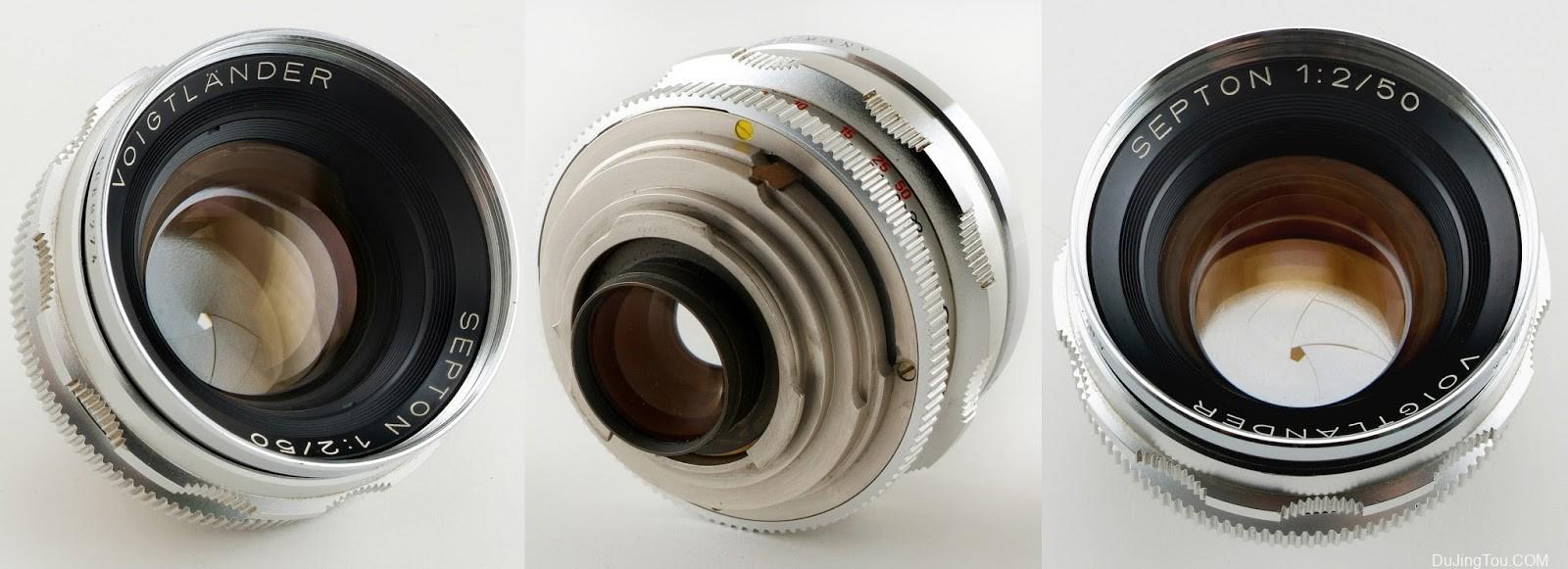 福伦达 赛破铜Voigtländer SEPTON 50mm F2(DKL)镜头测试及样片