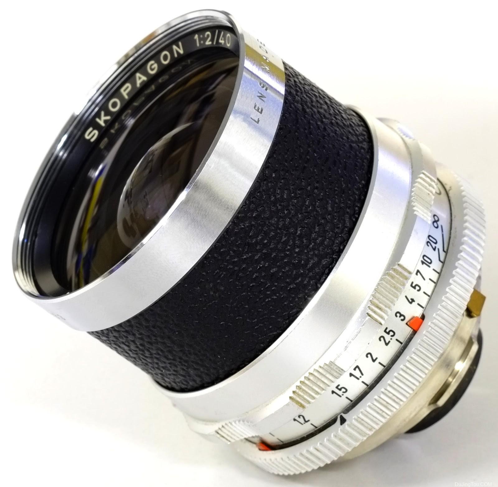 福伦达 Voigtländer SKOPAGON 40mm F2(DKL)镜头资料镜头测试及样片