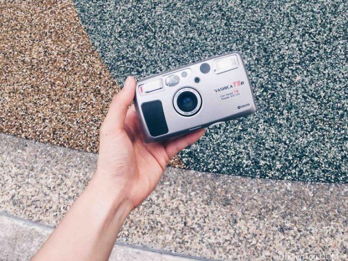 评论:Yashica T5D紧凑型胶卷相机