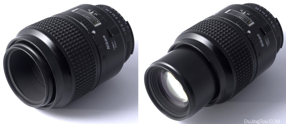 AF Micro Nikkor 105mm f / 2.8尼康镜头测试及样片