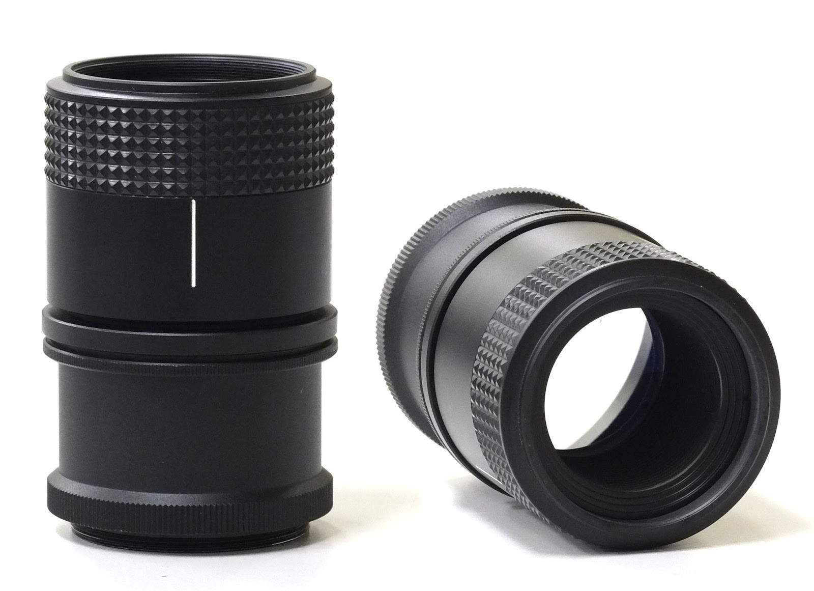 Spiral-733(用于温度计MINOLTA IR630的镜头)转换为M42卡口,镜头样片