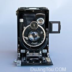 The lily相机百合相机(金属和热带版本)日本干板相机