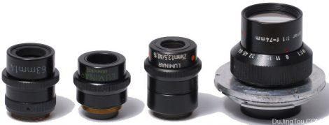 显微显微镜头,第3部分:蔡司显微镜头的混战