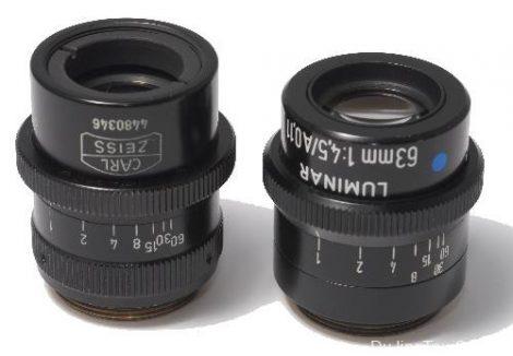 显微镜头测试第6部分 像祖父一样,像孙子一样?蔡司两个版本测试