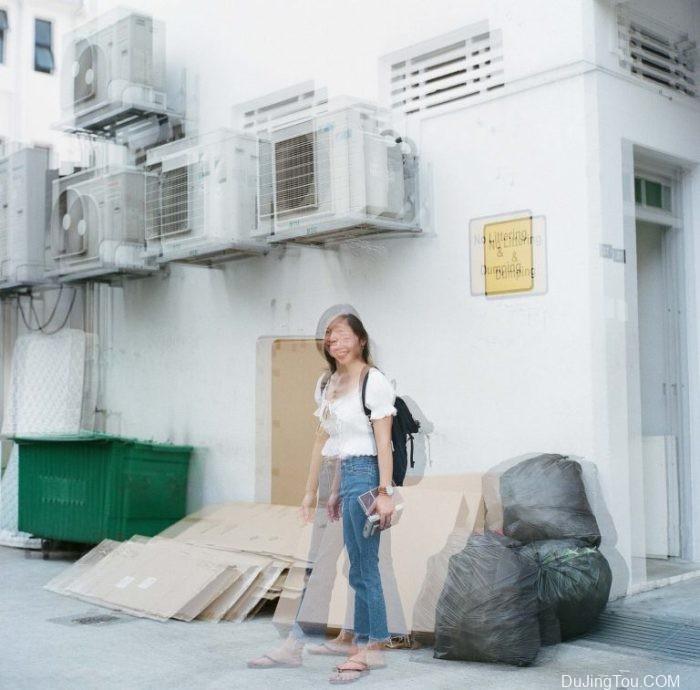 Nicole:Rolleiflex 2.8D TLR令人着迷的照片平滑度