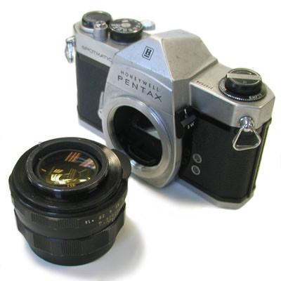 辐射镜头:钍相机镜头(约 1970 年代)