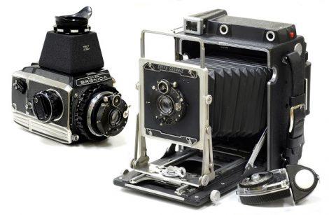 Carl Zeiss Jena Tessar 12cm f6.3早期型号镜头测试及样片