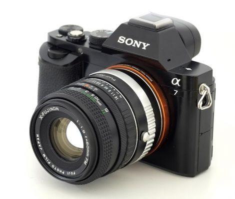 Fuji Photo Film X-Fujinon 50mm F1.9镜头测试及样片