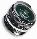 Nikon 16mm f/3.5 Fisheye AUTO尼康最清晰的全画幅鱼眼镜头资料