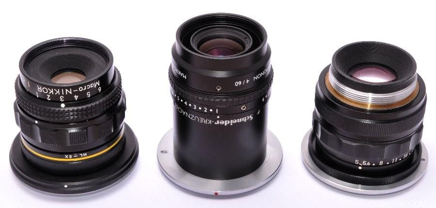 Schneider Makro Apo-Componon 60 mm f/4